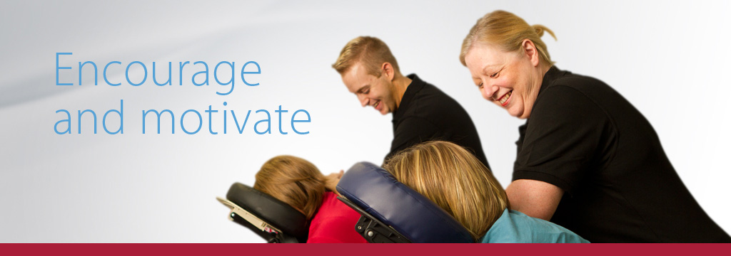 Corporate Care Therapies - Event Massage
